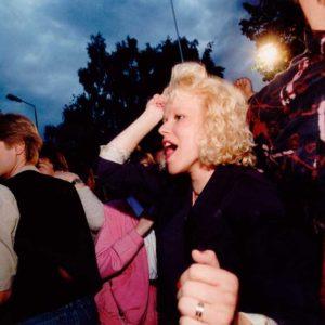 Tanssitaan Tangoa Seinäjoki, Finland Foto: Kjell Fredriksson