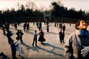 Ritanparken i Beijing 3/15, Tusen tranors flykt Foto: Kjell Fredriksson